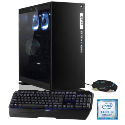 Hyrican  Elegance 6105 i9-9900K 32GB 3TB HDD + 1TB SSD RTX 2080 Ti Windows 10   4045643061052