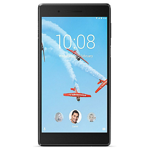 Lenovo Tab 7 Essential TB 7304F ZA300141DE WiFi 1GB 16GB 7'' Android 7.0 schwarz auf Rechnung bestellen