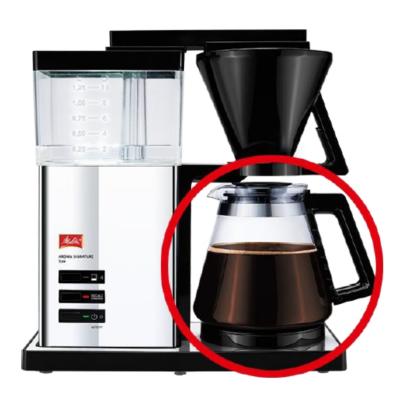 Melitta  Aroma Signatur Style Kaffeemaschine Hochglanz Chrom | 4006508209972
