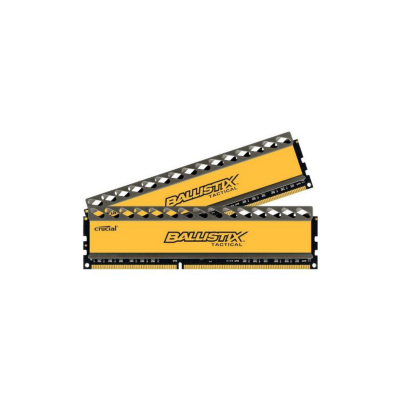 Ballistix 8GB (2x4GB)  Tactical DDR3-1600 CL8 (8-8-8-24) RAM – Kit | 0649528756343