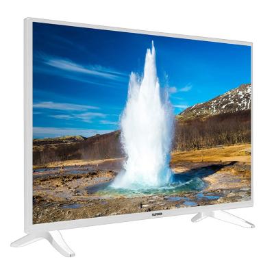 Telefunken  XU43D401-W 110cm 43″ 4K UHD  DVB-T2/C/S2 Smart TV CMP 1200 weiss | 4024862101763