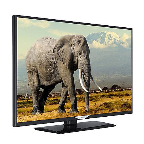 JVC LT 43V55LU 110cm 43'' 4K UHD Smart Fernseher auf Rechnung bestellen