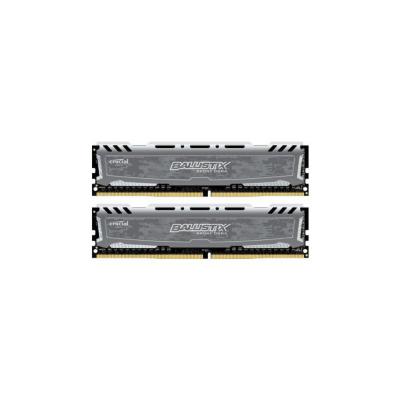 Ballistix 8GB (2x4GB)  Sport LT DDR4-2400 CL16 (16-16-16) RAM Kit | 0649528771315