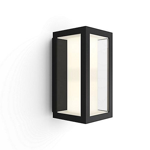 Hue White and Color Amb. Impress LED Wandleuchte schmal, Schwarz, 1200lm | 8718696170489