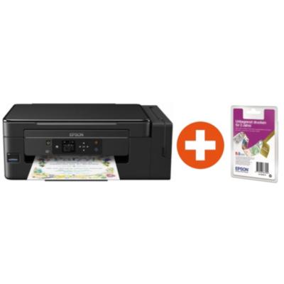 Epson  EcoTank ET-2650 Multifunktionsdrucker + 2 Jahre unbegrenzt drucken* | 8715946622521