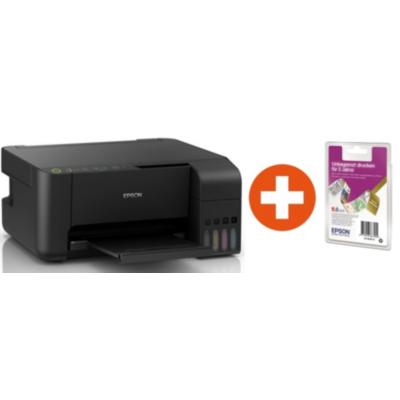 Epson  EcoTank ET-2710 Multifunktionsdrucker + 2 Jahre unbegrenzt drucken* | 8715946653112