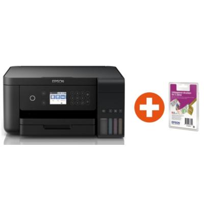 Epson  EcoTank ET-3700 Multifunktionsdrucker + 2 Jahre unbegrenzt drucken* | 8715946642857