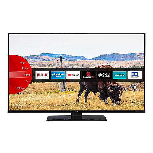 JVC LT 43V55LFA 109 cm 43'' FHD DVB T2 C S2 600 PPI Smart TV auf Rechnung bestellen