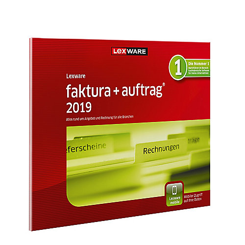 faktura+auftrag 2019 FFP   9783648115527