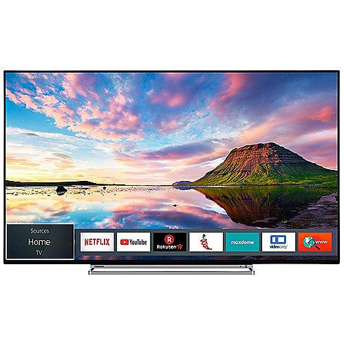 "Toshiba 65U6863DA 165 cm 65 ""UHD DVB-C / T2 / S2 HDR101700 PQI Smart TV"