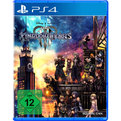 Sony Kingdom Hearts 3 – PS4 | 5021290068582
