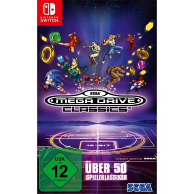 Nintendo SEGA Mega Drive Classics –  Switch | 5055277034628