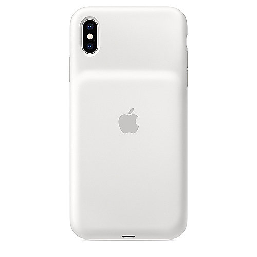 Apple Original iPhone XS Max Smart Battery Case-Weiß