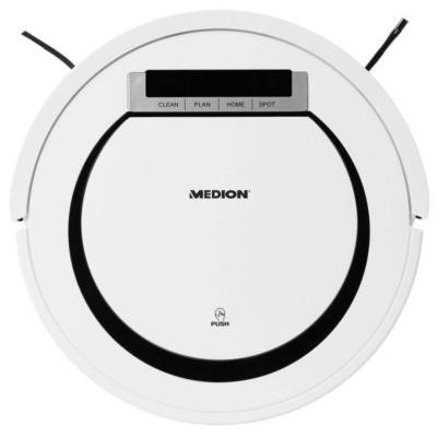 Medion  MD 18600 Staubsaugerroboter weiß | 4015625186004