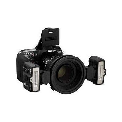 Nikon  R1 Makroblitz-Kit mit 2x SB-R 200 und Zubehörsatz   0018208048045