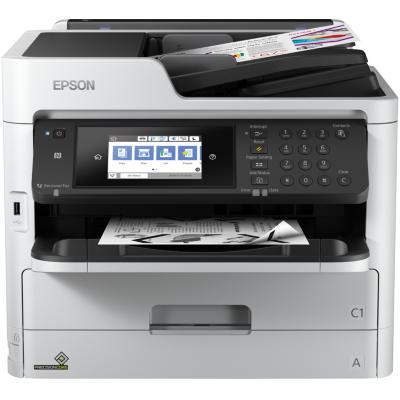 Epson  WorkForce Pro WF-M5799DWF Multifunktionsdrucker Scanner Kopierer Fax WLAN | 8715946634166