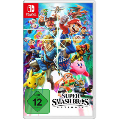 Nintendo Super Smash Bros. Ultimate –  Switch | 0045496422936