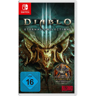 Nintendo Diablo 3 Switch Eternal Collection –  Switch | 5030917259036