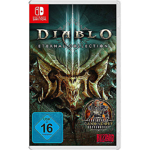 Diablo 3 Switch Eternal Collection - Nintendo Switch