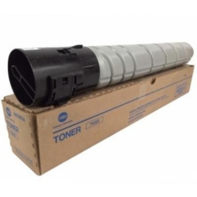 Konica Minolta  A87M050 TN-323 Toner Schwarz für ca. 23.000 Seiten | 4053768187205