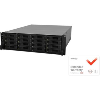 Synology  Rackstation RS2818RP+ NAS System 16-Bay – 5 Jahre Garantie | 4711174722907