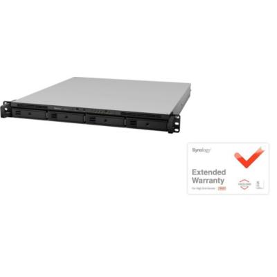 Synology  Rackstation RS818RP+ NAS System 4-Bay – 5 Jahre Garantie | 4711174722921