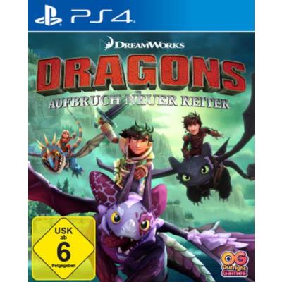 Dragons Aufbruch neuer Reiter PS4 auf Rechnung bestellen