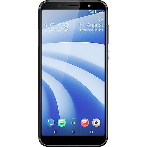 HTC U12 life dark blue Android 8.1 Smartphone
