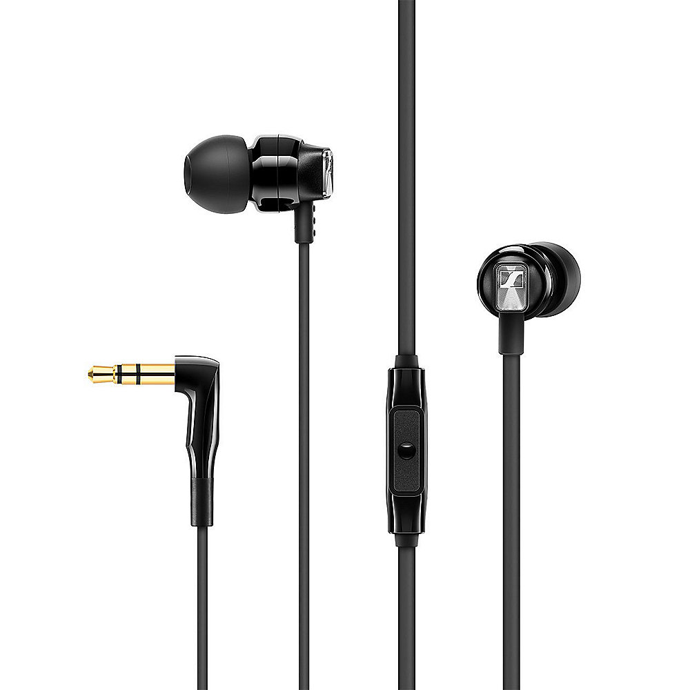 Sennheiser CX 300 Black Ohrkanalhörer/ In-Ear