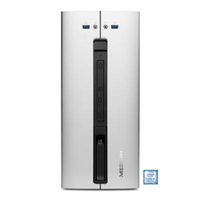 Medion  Akoya P66043 i5-8400 8GB 1TB SSD GTX1050Ti DVD-RW Windows 10 Pro | 4061275050165