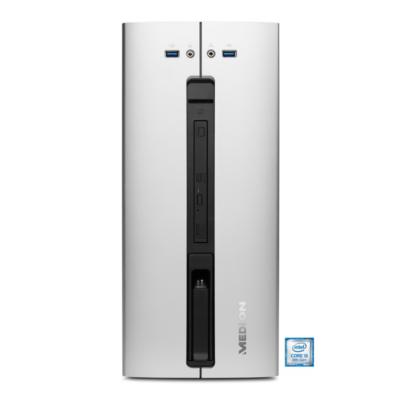 Medion  Akoya P66046 i5-8400 8GB 1TB 128GB SSD GTX1050Ti Hot Swap Windows 10 Pro | 4061275050332