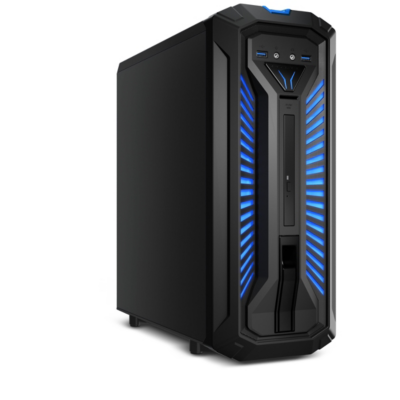 Medion  Erazer X67072 i5-8400 16GB 2TB 256GB SSD GTX1060 Hot Swap Windows 10 Pro | 4061275050356
