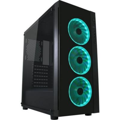 LC-Power  Gaming 995B Light Box Midi Tower Gaming Gehäuse mit Seitenfenster | 4260070126628