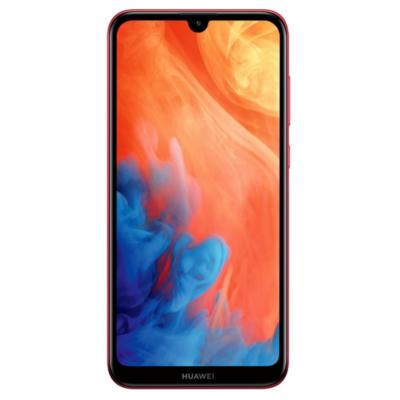 HUAWEI Y7 2019 Dual SIM coral red Android 8.0 Smartphone auf Rechnung bestellen
