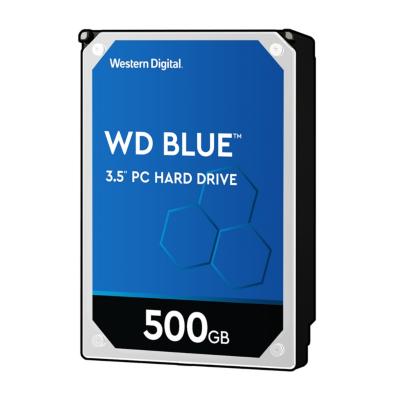 Western Digital WD Blue WD5000AZRZ – 500GB 5400rpm 64MB 3.5zoll SATA600 | 0718037840178