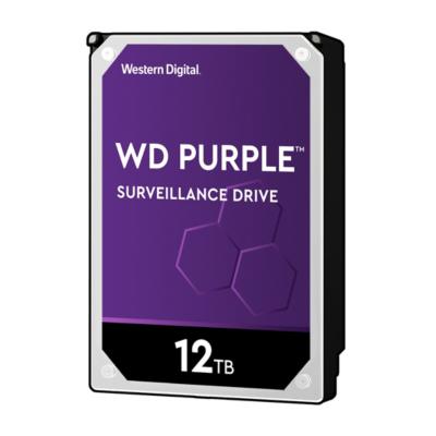 Western Digital WD Purple WD121PURZ – 12TB 7200rpm 256MB 3,5 Zoll SATA600 | 8592978104214