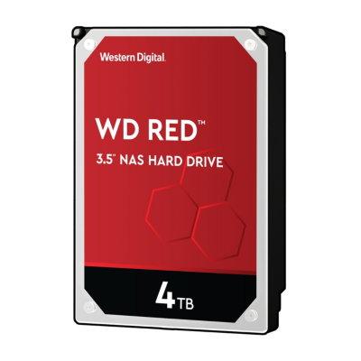 Western Digital WD Red WD40EFRX – 4TB 5400rpm 64MB 3.5zoll SATA600 | 0718037810058