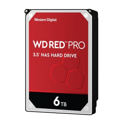Western Digital WD Red Pro WD6003FFBX – 6TB 7200rpm 256MB 3.5zoll SATA600 | 0718037855943
