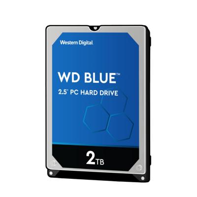 Western Digital WD Blue WD20SPZX – 2TB 5400rpm 128MB Cache 2.5zoll 7mm – SATA600 | 0718037847405