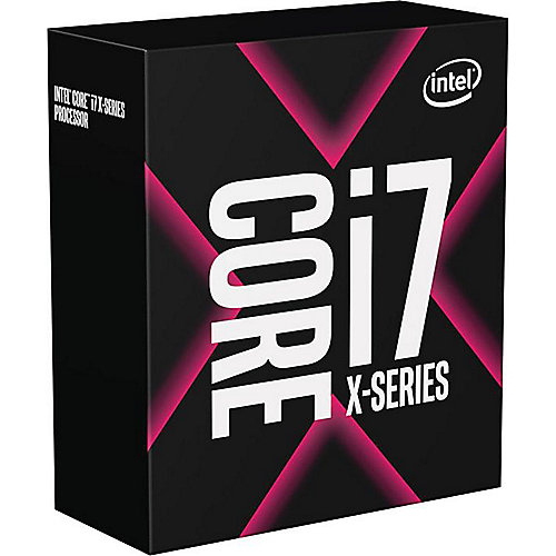 Core i7-9800X 8×3,8 (Boost 4,4) GHz 16 MB Cache Sockel 2066 | 5032037146258