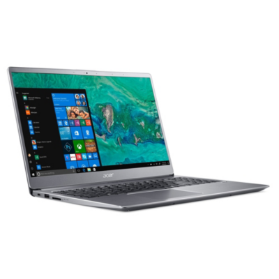 Acer  Swift 3 silber 15″FHD i5-8250U 8GB/1TB+256GB SSD MX150 Win10 SF315-52G-59G0 | 4710180179989
