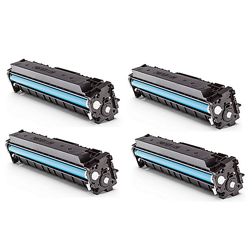 Alternative zu HP 203X Toner Multipack (BK, C, M, Y)