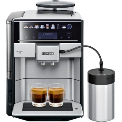 Siemens  TE657M03DE EQ.6 plus s700 Kaffeevollautomat Edelstahl | 4242003858851