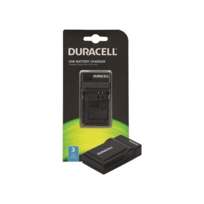 Duracell  DRN5920 USB-Ladegerät für Nikon EN-EL14 | 5055190185957