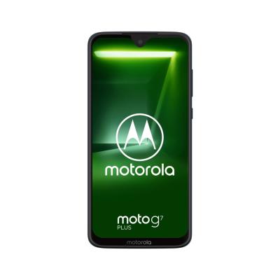 Motorola  Moto G7 Plus deep indigo Android 9.0 Smartphone   0723755130197