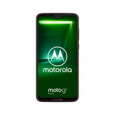 Motorola  Moto G7 Plus viva red Android 9.0 Smartphone   0723755132832