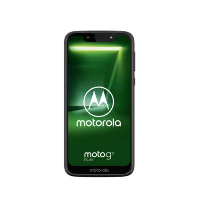 Motorola  Moto G7 Play deep indigo Android 9.0 Smartphone   0723755131057