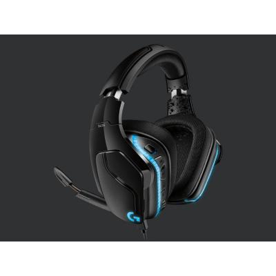 Logitech Gaming Logitech G635 7.1 Kabelgebundenes Gaming Headset mit Surround Sound/ Lightsync | 5099206081925