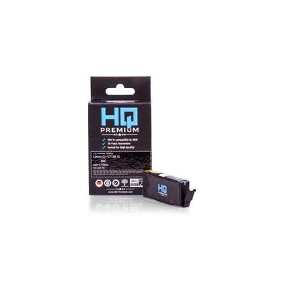 HQ Patronen HQ-Premium Tintenpatrone ersetzt Canon CLI-571BK XL Schwarz | 4061697260371