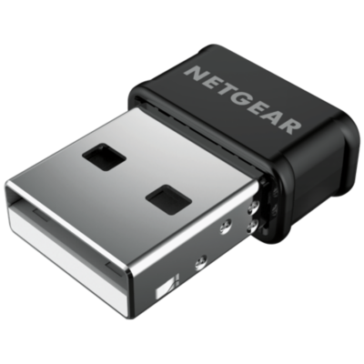 Netgear  AC1200 A6150 WLAN-ac (USB 2.0, Dual-Band) Nano USB-Adapter | 0606449140378